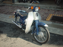 門仲バイク屋日誌