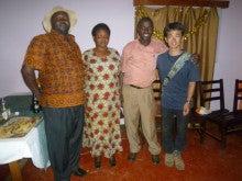 夢に向かって in Uganda~Part.2-カプチョルワ