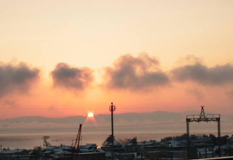 おまけ道@琵琶湖畔で実家生活♪ポテチンっ♪-20120219