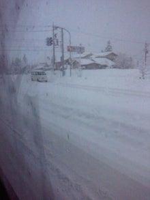 トラベルちゃんのブログ-氷見の雪景色