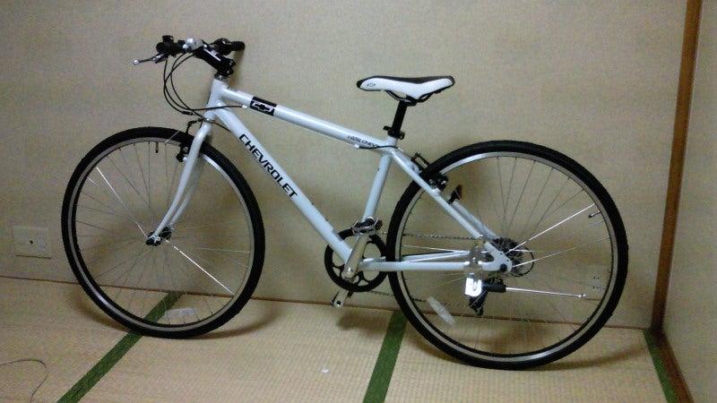 自転車の シボレー 自転車 26インチ : CHEVROLET(シボレー)クロスバイク ...