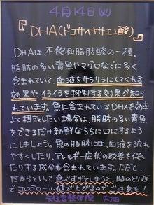 $もとすみ日記-DHA(ドコサヘキサエン酸)
