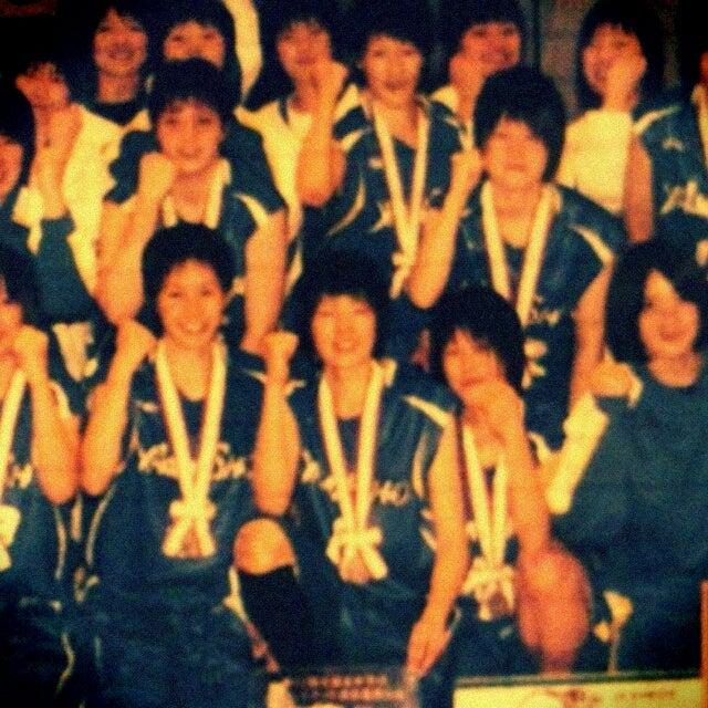 山形商業高校女子バスケットボール部祝賀会