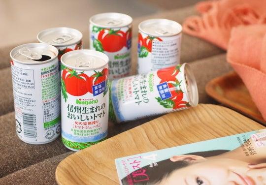 QVC トマトジュース お取り寄せ ブログ