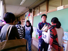コミュニティ・ベーカリー                          風のすみかな日々-米配達4