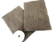 ダイエットslism -骨盤枕のバスタオル