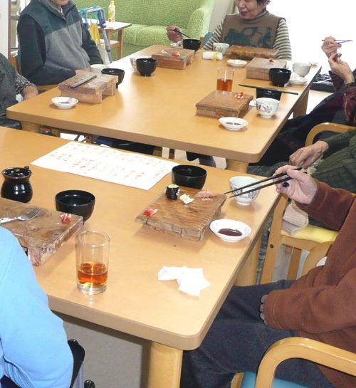 株式会社ネクストビジョンのブログ-出張寿司2