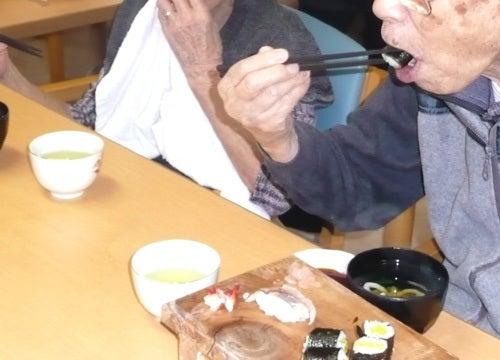株式会社ネクストビジョンのブログ-出張寿司1