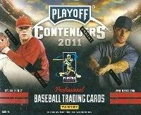 nash69のMLBトレーディングカード開封結果と野球観戦報告-2011-playoff-contenders-baseball