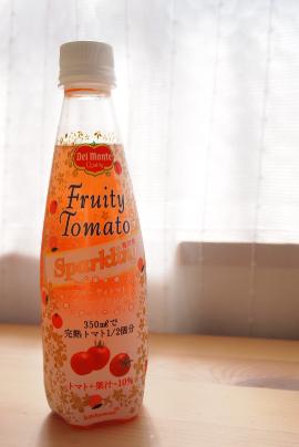 あやこねぽ HAPPY MAX-Fruity Tomato Sparkling