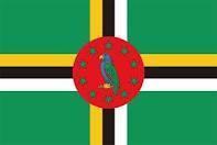 食い旅193ヶ国inTOKYO-ドミニカ国国旗