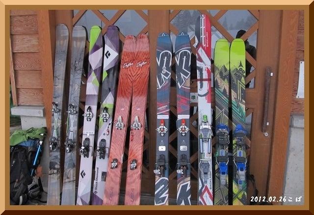 ロフトで綴る山と山スキー-0226_0655
