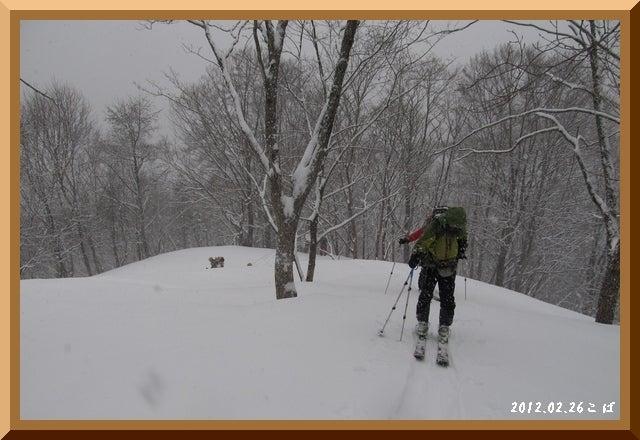 ロフトで綴る山と山スキー-0226_0814