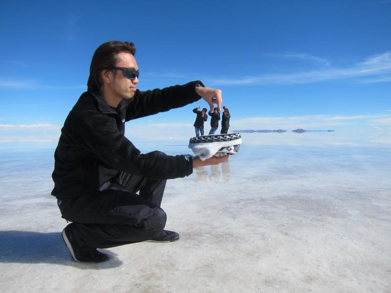 世界を旅する年収1億スーパーアフィリエイター 川島和正オフィシャルブログ Powered by Ameba-Uyuni,Bolivia2-7