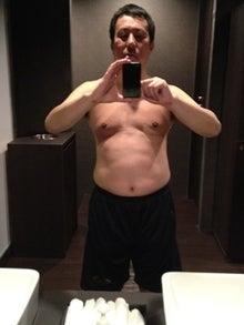 $筋肉トレーニングと炭水化物抜きダイエットでやせるぞ!ダイエット成功体験記(きっと)-ライザップ2日目トレーニング後