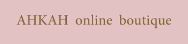 AHKAH online boutique