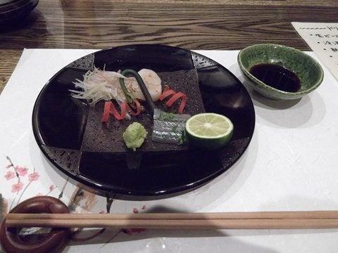やつお食談議のブログ-山元食道_前菜