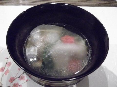 やつお食談議のブログ-山元食道_汁もの