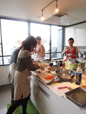韓国料理研究家・ほんだともみのコリアンワールド-手作りキムチ教室