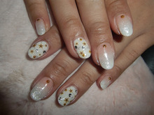 Private nail LUXE blog☆+゜大阪アメリカ村♪