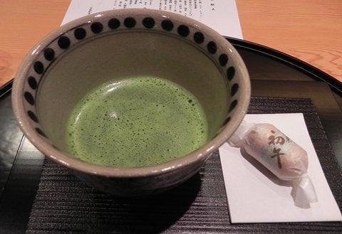 やつお食談議のブログ-綿宇_抹茶