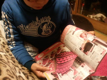 イー☆ちゃん(マリア)オフィシャルブログ 「大好き日本」 Powered by Ameba-2012-02-29 19.07.58.jpg2012-02-29 19.07.58.jpg