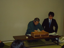 $ゆいゆい達磨人「左中」のブログ-広島コンサート1