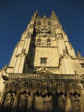 大聖堂正面図