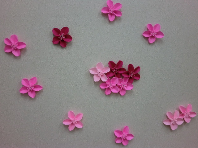 簡単 折り紙 折り紙 桃 : hagifood.com