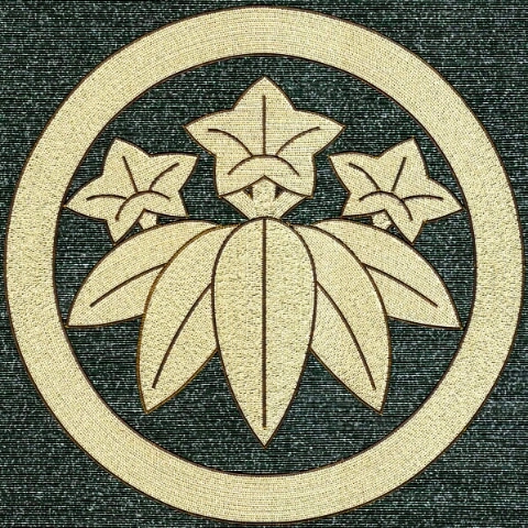 鎌倉随想(2)☆白旗神社と鎌倉右大臣。