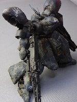 $機動兵器産業廃棄物 MS.AC.ZOIDS OR DIE-陸戦型サザビー