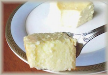 あなたをケーキ屋さんに-チーズケーキ