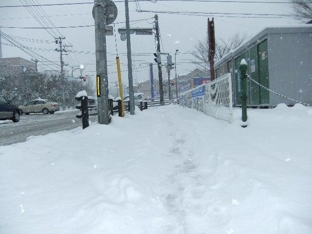 通勤断念、雪で大渋滞する中山。 ジミ都市仙台発 ヨタブログ ...