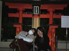 介護タクシー「ピクニック」のブログ-品川PH