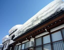 嫁姑対決!「ボケ老人を抱える嫁の奮闘日記」-屋根雪