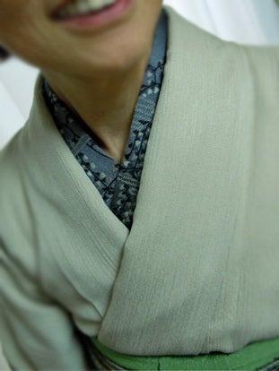 $Yukoのハンドメイド+着物雑記-刺繍衿