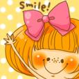 $*・゜゜・*ちび子の笑顔でいきましょー*・゜゜・*