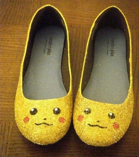 これを履いたら注目の的 面白い靴 まとめ