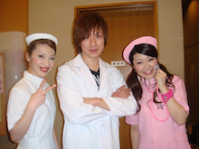 $★佐々木直美  女優  キングアンドクイーン  お笑い ヤンキーフォー★