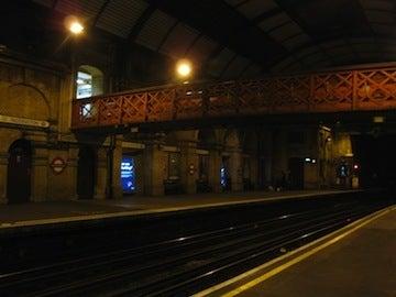 パディントン駅