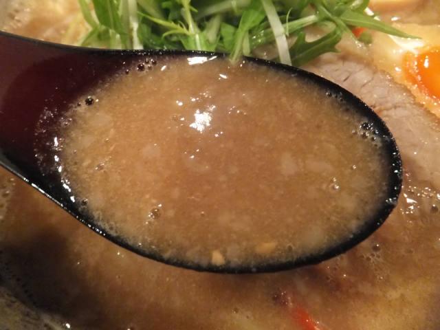 にゃほのラーメン日記(仮)-スープ