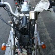 SR400 カスタム…