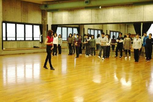 $Noriko式ウォーキング*Bjウォーキングスクール大阪・レッスンblog-東京ウォーキングセミナー