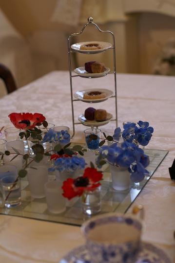 花と紅茶のある暮らし アトリエ・ブランシュ