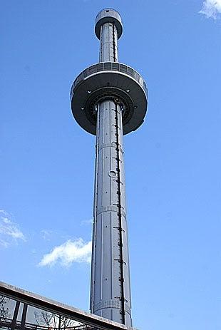 埼玉おもしろマップ-360度の大パノラマが楽しめるジャイロタワー