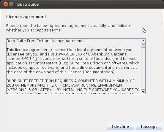 サイバーエージェント 公式エンジニアブログ-Licence agreement の画面