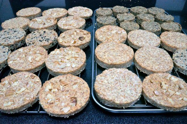 糖質制限な日々-20120315クッキー1