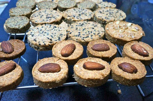 糖質制限な日々-20120315クッキー2
