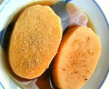一日一品江戸料理-山芋おでんー2