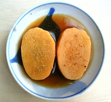 一日一品江戸料理-山芋おでんー1
